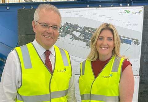 ScoMo visits Seaford Heights